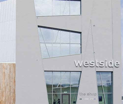 Shopping und Erlebniscenter Westside Bern CH