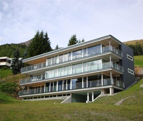 MFH Minergie Haus Egga Davos Graubünden CH