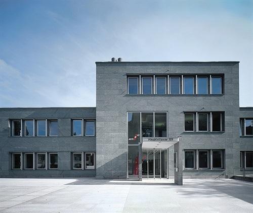 Verwaltungsgebäude AHV Binningen Basel CH