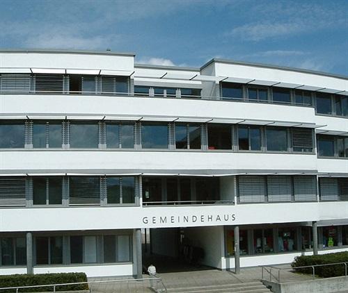 Gemeindehaus Graubünden CH